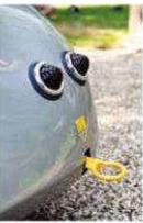 Porsche 356 pre a - back