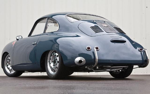 Porsche 356 Pre A Modern Classic Car Review Auto Word Com